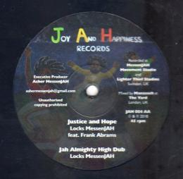 Locks MessenJah ft Frank Abrams - Justice And Hope