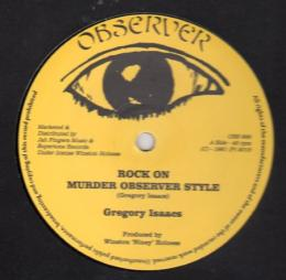 Gregory Isaacs - Rock On