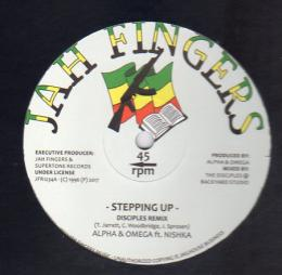 Alpha & Omega ft Nishka - Stepping Up