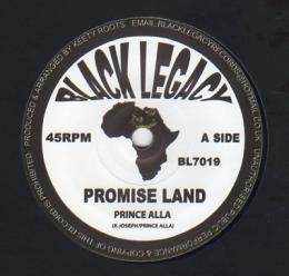 Prince Alla - Promise Land