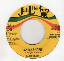 Barry Brown - Jah Jah Disciple