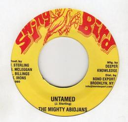 The Mighty Abidjans - Untamed
