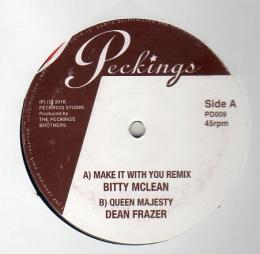 Bitty McLean - Make It Witrh You Remix