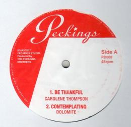 Carolene Thompson - Be Thankful
