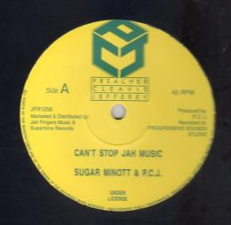 Sugar Minott & P.C.J. - Can't Stop Jah Music