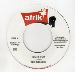 The Slickers - Zion Land